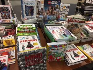 Books for the Carleton University Fundraiser